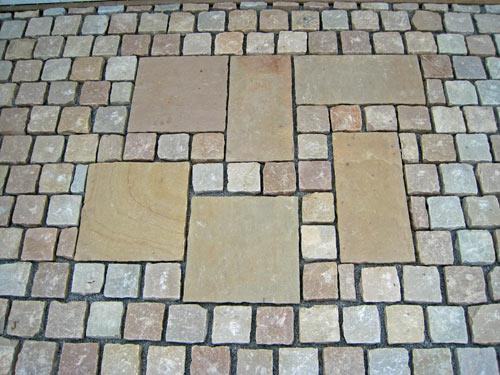 Pflaster Muster Naturstein : Verschiedene NatursteinPflastermuster